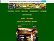 Tablet Preview of jamamichalika.pl